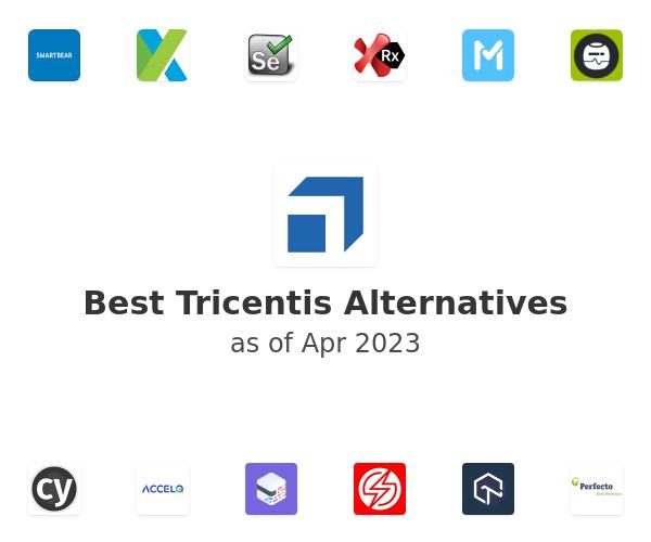 Best Tricentis Tosca Alternatives