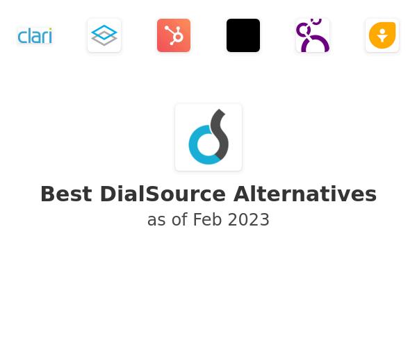 Best DialSource Alternatives