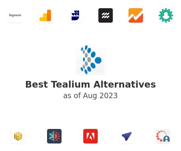 Best Tealium Alternatives
