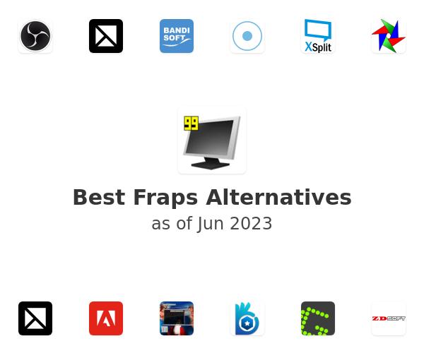 Best Fraps Alternatives