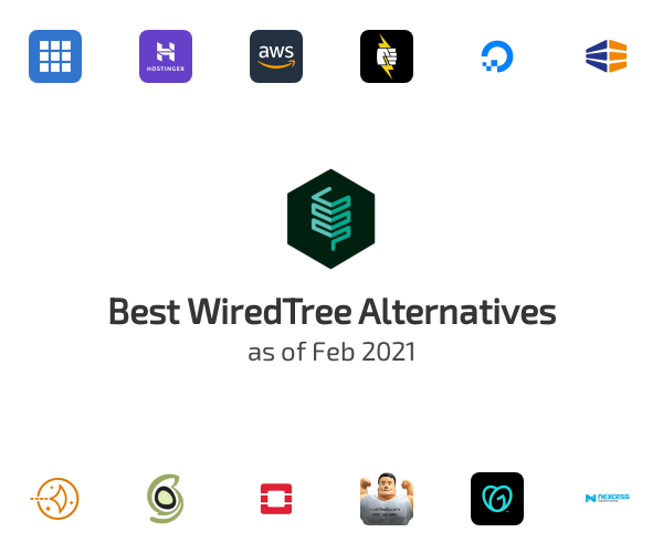 Best WiredTree Alternatives