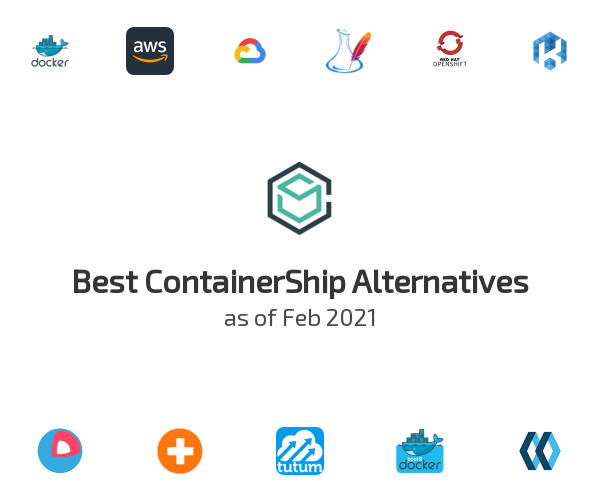 Best ContainerShip Alternatives
