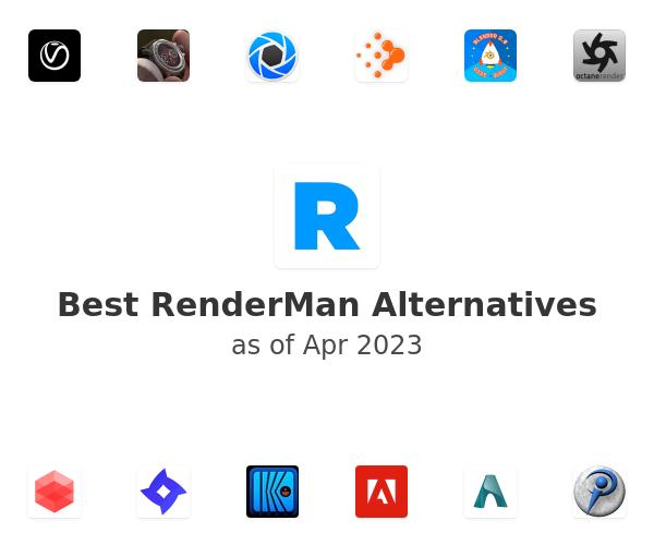 Best RenderMan Alternatives