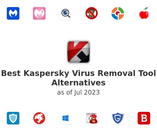 Best Kaspersky Virus Removal Tool Alternatives