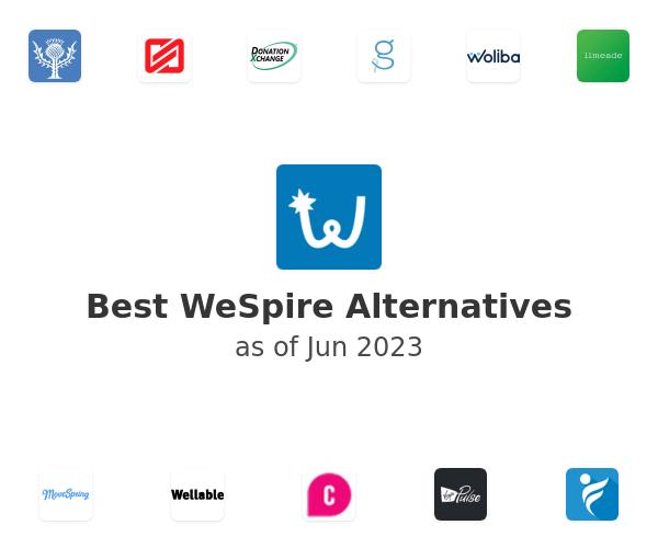 Best WeSpire Alternatives