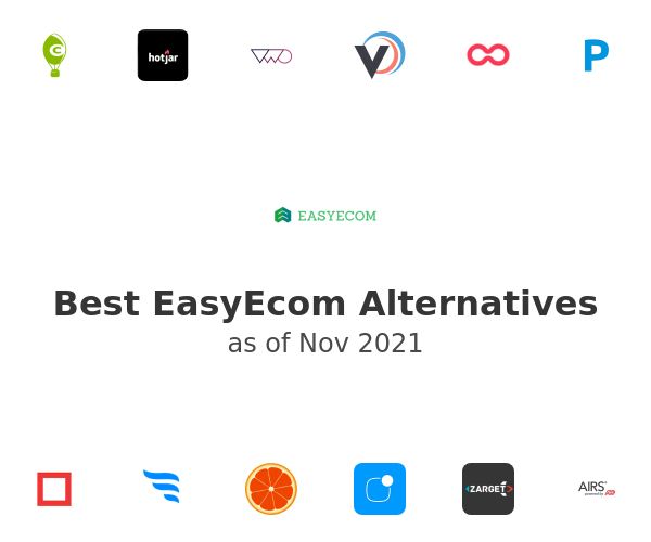Best EasyEcom Alternatives