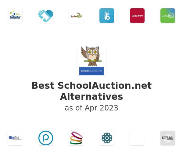 Best SchoolAuction.net Alternatives