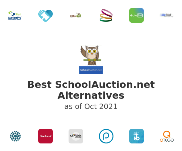 Best SchoolAuction.net Alternatives