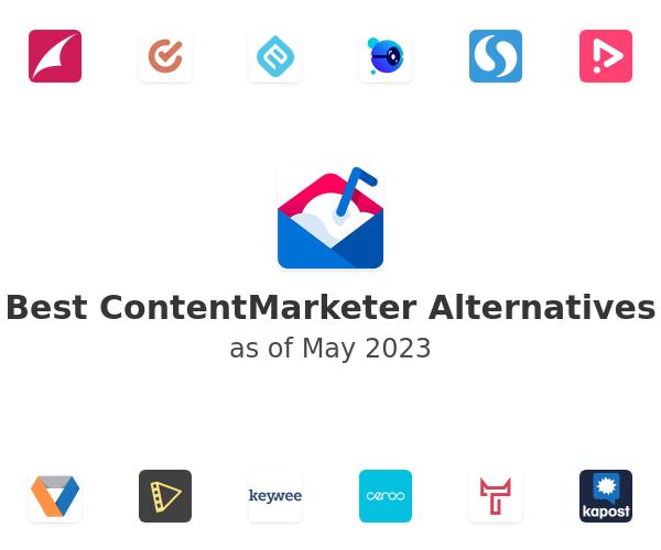Best ContentMarketer Alternatives