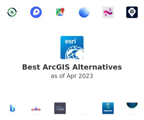 Best ArcGIS Alternatives