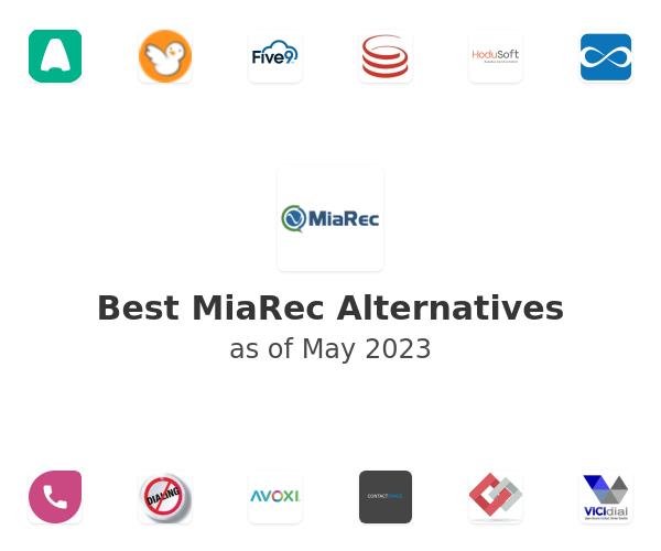 Best MiaRec Alternatives