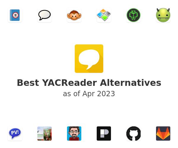 Best YACReader Alternatives