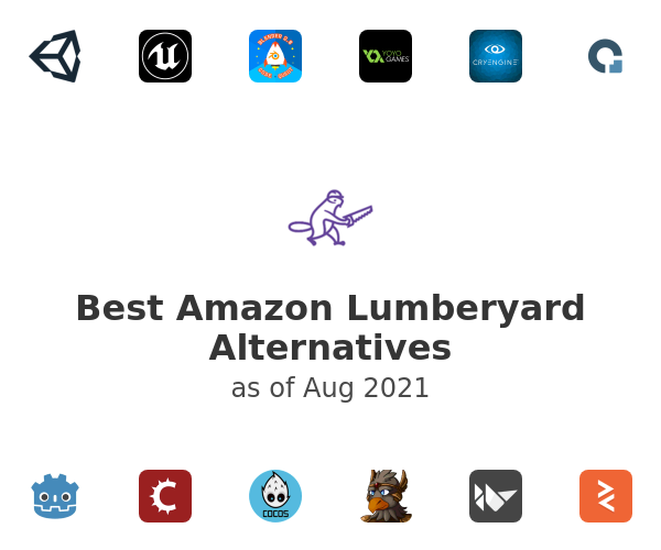 Best Amazon Lumberyard Alternatives