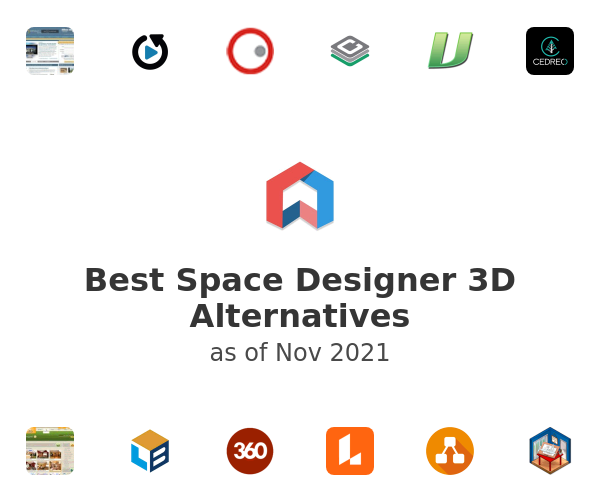 Best Space Designer 3D Alternatives