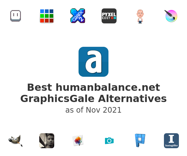Best GraphicsGale Alternatives