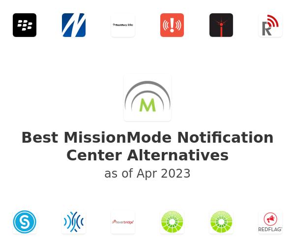 Best MissionMode Notification Center Alternatives
