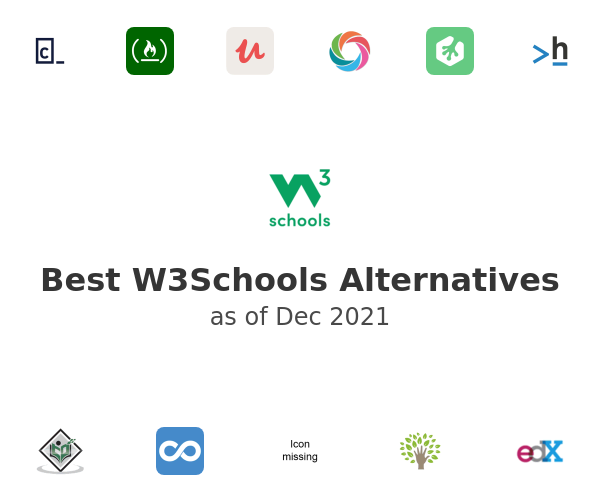Best W3Schools Alternatives