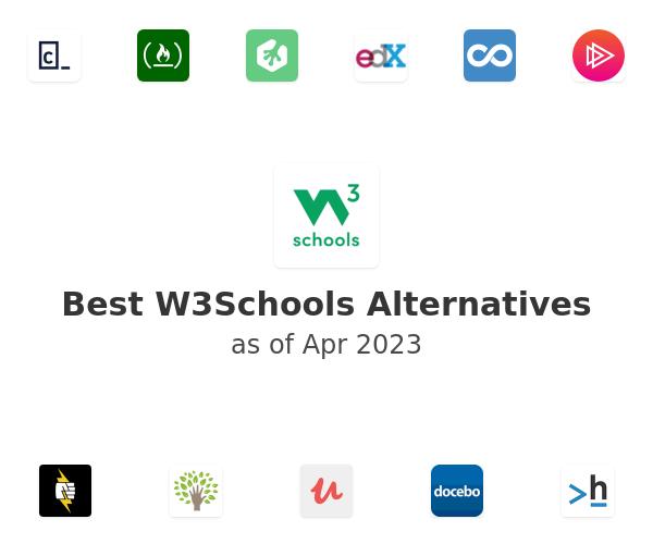 Best W3Schools Alternatives