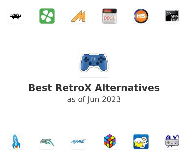 Best RetroX Alternatives