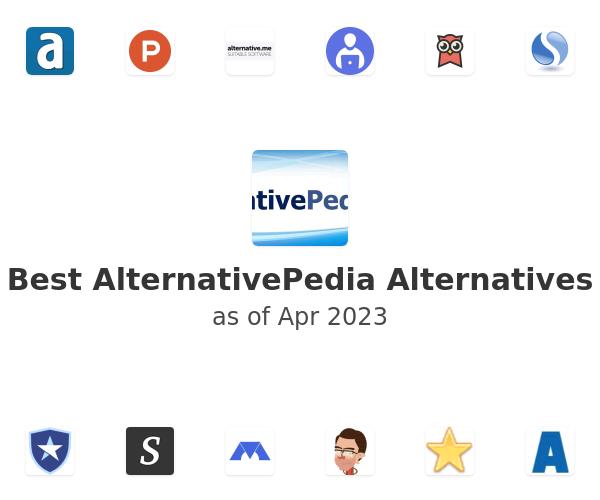 Best AlternativePedia Alternatives