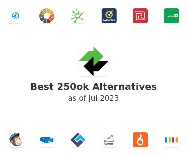 Best 250ok Alternatives
