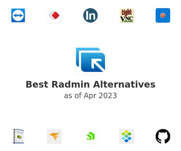 Best Radmin Alternatives