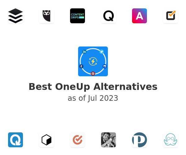 Best OneUpApp.io Alternatives
