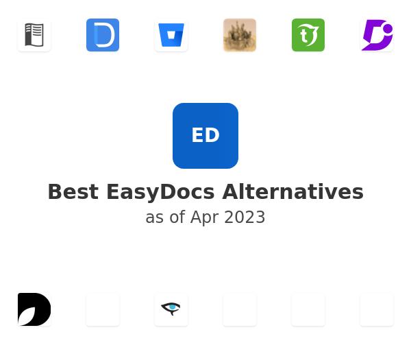 Best EasyDocs Alternatives
