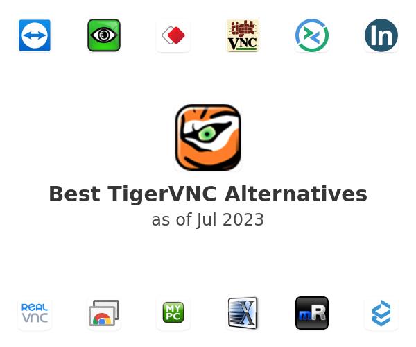 Best TigerVNC Alternatives