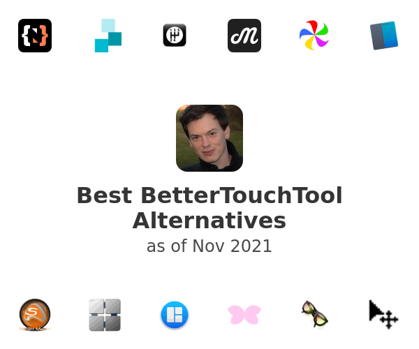Best BetterTouchTool Alternatives