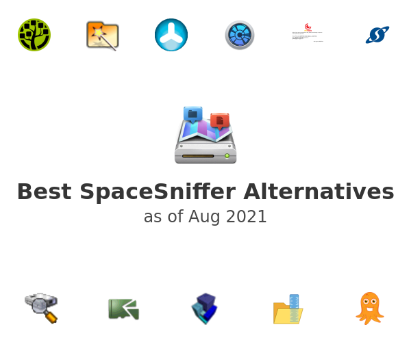 Best SpaceSniffer Alternatives