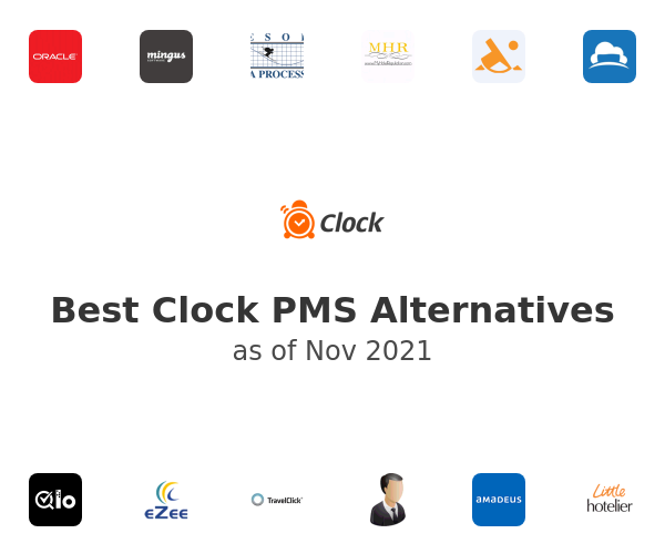 Best Clock PMS Alternatives