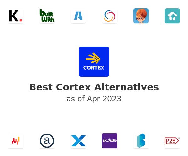 Best Cortex Alternatives