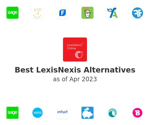 Best LexisNexis Alternatives