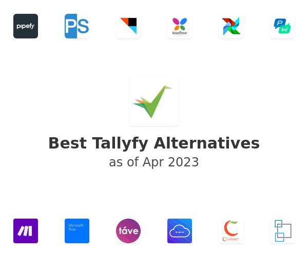 Best Tallyfy Alternatives