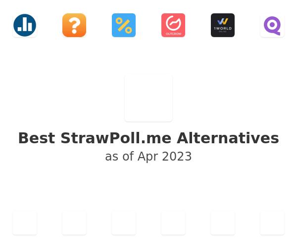Best Straw Poll Alternatives
