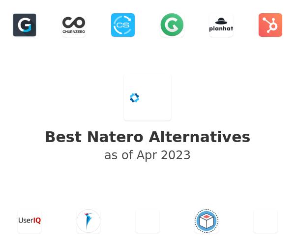 Best Natero Alternatives