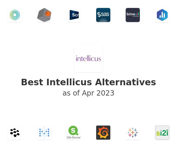 Best Intellicus Alternatives