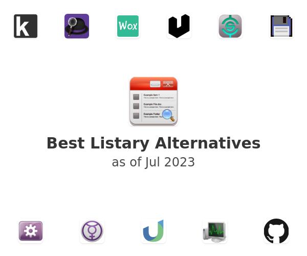 Best Listary Alternatives