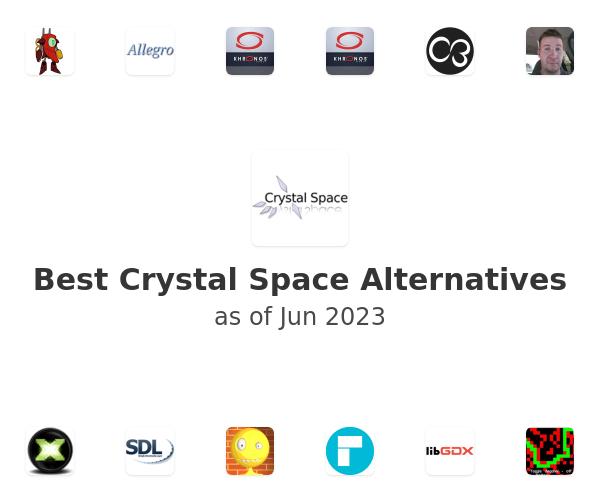 Best Crystal Space Alternatives