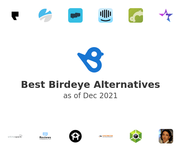 Best BirdEye Alternatives
