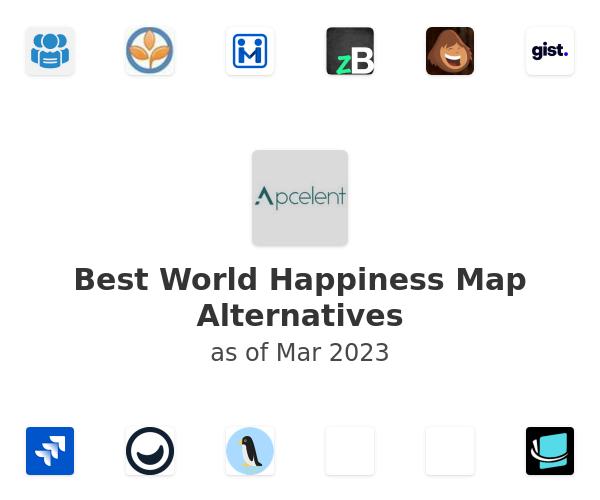 Best World Happiness Map Alternatives