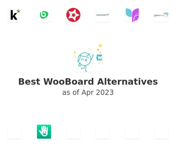 Best WooBoard Alternatives