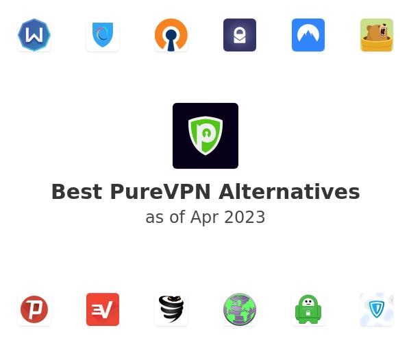 Best PureVPN Alternatives