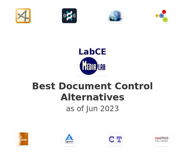 Best Document Control Alternatives