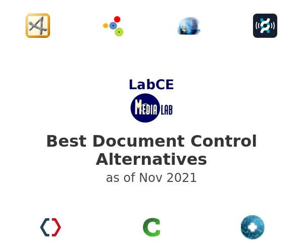Best Document Control Alternatives