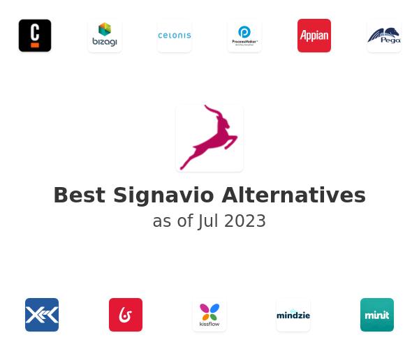 Best Signavio Alternatives