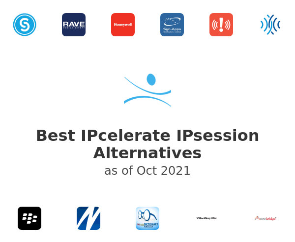 Best IPcelerate IPsession Alternatives
