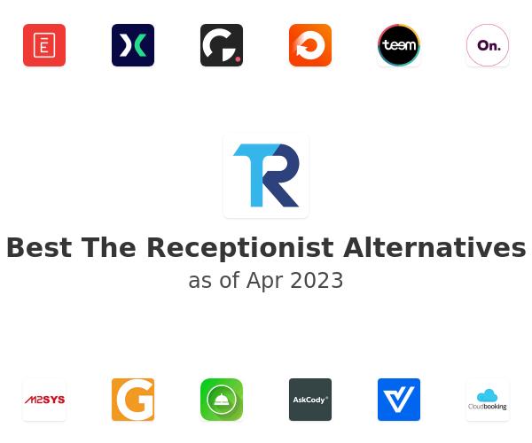 Best The Receptionist Alternatives