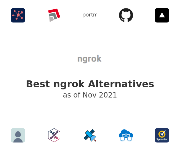 Best ngrok Alternatives